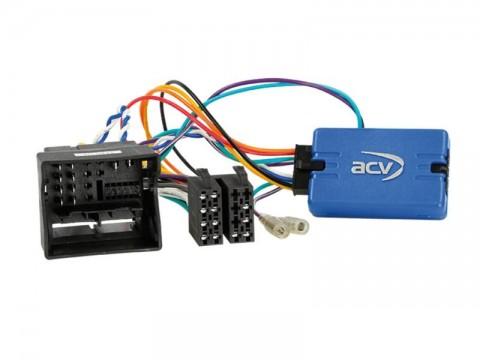 Адаптер кнопок на руле для Skoda Yeti SK-0014