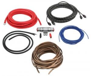 Набор для монтажа автомобильного усилителя 10 мм² ACV WK-10