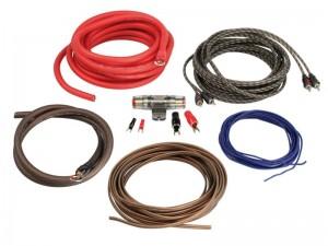 Набор для монтажа автомобильного усилителя 20 мм² ACV WK-20