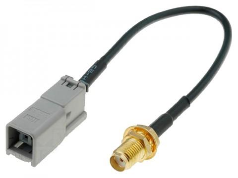 Антенный переходник GPS (SMA-B-GT-5 Kenwood DNS/блоков Garmin) AWM 115-02