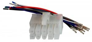 Разъем для магнитолы универсальный AWM 120-03