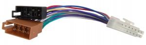 Разъем для магнитолы универсальный для магнитол 14 pin AWM 120-05