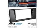 Переходная рамка BMW 5 Series (E39) AWM 781-03-102