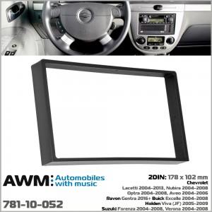 Переходная рамка Chevrolet Lacetti, Aveo AWM 781-10-052