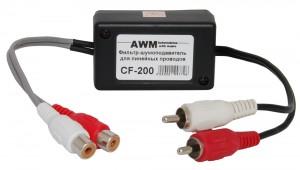 Фильтр-шумоподавитель для линейных проводов AWM CF-200