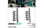 Переходная рамка Hyundai Accent, KIA Rio AWM 781-01-552