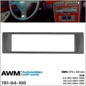 Переходная рамка Audi A4, A6, A8 AWM 781-04-100