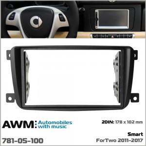 Переходная рамка Smart ForTwo AWM 781-05-100