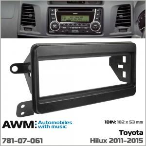Переходная рамка Toyota Hilux AWM 781-07-061