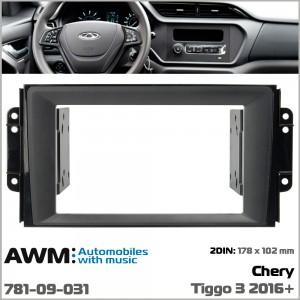 Переходная рамка Chery Tiggo 3 AWM 781-09-031