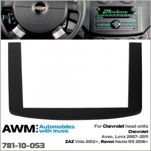 Переходная рамка Chevrolet Aveo AWM 781-10-053