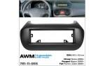Переходная рамка Citroen, Peugeot, Fiat AWM 781-11-055