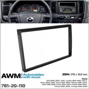 Переходная рамка Mazda 323, MX-5, Demio, MPV, Tribute, Xedos AWM 781-20-110