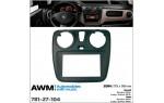 Переходная рамка Renault, Dacia AWM 781-27-104
