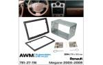Переходная рамка Renault Megane II AWM 781-27-116