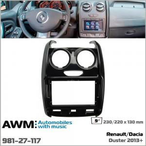 Переходная рамка Renault Duster, Dacia Duster AWM 981-27-117