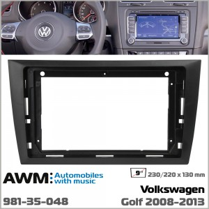 Переходная рамка Volkswagen Golf AWM 981-35-048
