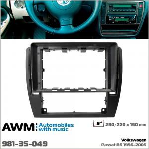Переходная рамка Volkswagen Passat B5 AWM 981-35-049