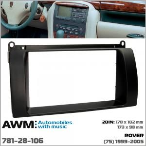Переходная рамка Rover 75 AWM 781-28-106