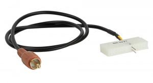 Адаптер для штатной камеры заднего вида Volkswagen 2012+ AWM HVW-03