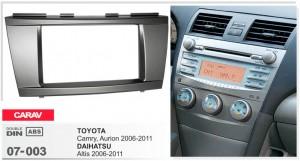 Переходная рамка Toyota Camry Carav 07-003