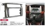Переходная рамка Toyota Land Cruiser 100 Carav 07-005