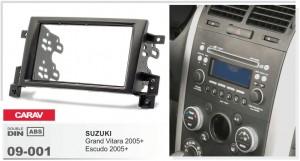 Переходная рамка Suzuki Grand Vitara Carav 09-001