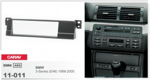 Переходная рамка BMW 3, E46 Carav 11-011