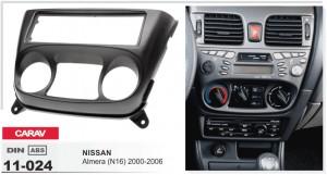 Переходная рамка Nissan Almera Carav 11-024