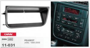 Переходная рамка Peugeot 406 Carav 11-031