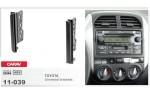 Переходная рамка Toyota 2 DIN Carav 11-039