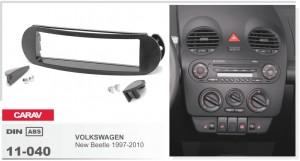 Переходная рамка Volkswagen New Beetle Carav 11-040