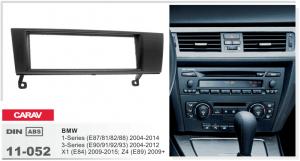 Переходная рамка BMW 1 Series, 3 Series, X1, Z4 Carav 11-052