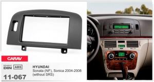 Переходная рамка Hyundai Sonata Carav 11-067
