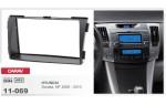 Переходная рамка Hyundai Sonata, NF Carav 11-069