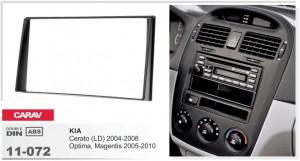 Переходная рамка KIA Cerato, Magentis, Optima Carav 11-072