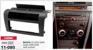 Переходная рамка Mazda 3, Axela Carav 11-080
