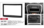 Переходная рамка Peugeot 207, 307, Expert, Partner Carav 11-091