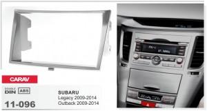 Переходная рамка Subaru Legacy, Outback Carav 11-096