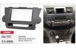 Переходная рамка Toyota Highlander Carav 11-099