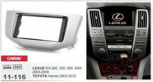 Переходная рамка Lexus RX Carav 11-116
