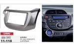 Переходная рамка Honda Fit, Jazz Carav 11-118
