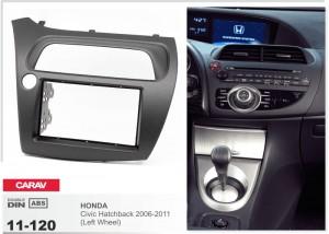 Переходная рамка Honda Civic Carav 11-120