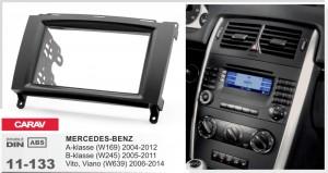 Переходная рамка Mercedes Vito, Viano, Sprinter, W639, W169, W245 Carav 11-133