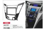 Переходная рамка Hyundai Sonata (YF) Carav 11-140