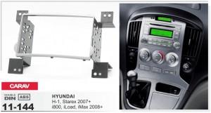Переходная рамка Hyundai H-1, Starex, i800, iLoad, iMax Carav 11-144