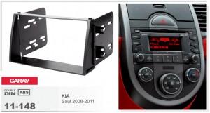 Переходная рамка KIA Soul Carav 11-148