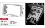 Переходная рамка Peugeot 308, 408 Carav 11-149