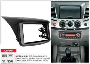 Переходная рамка Mitsubishi L200, Pajero, Montero Carav 11-156