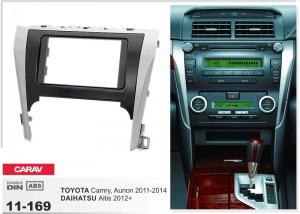 Переходная рамка Toyota Camry, Aurion Carav 11-169